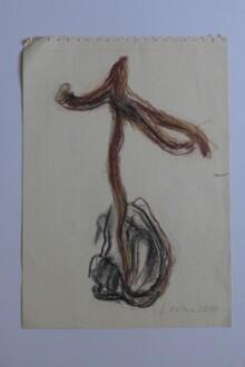 Middle European Mysticism - Jitka Válová, <i>Untitled</i>, 2011, 40 x 30 cm.