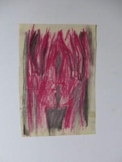 Middle European Mysticism - Jitka Válová, <i>Untitled</i>, 29 x 21 cm.