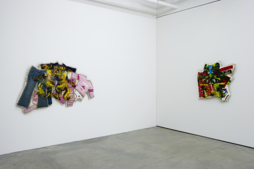 Mike Cloud - Installation view: Mike Cloud: Agreement and Subjectivity, 2008