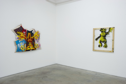 Agreement and Subjectivity - Installation view: Mike Cloud: Agreement and Subjectivity, 2008