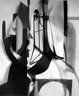 THREE SPACES for TIME - Silver gelatin print, 40 x 32in, ed. of 5 (+1AP)
