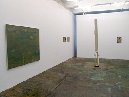 QuietlyLoud – Natasha Conway, Alisha Kerlin, Cassie Raihl - QuietlyLoud - installation view from entrance, west and north wall.