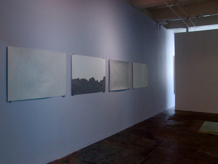Nadia Khawaja – Drawings – Videos- Photographs - Nadia Khawaja - installation view, west wall.