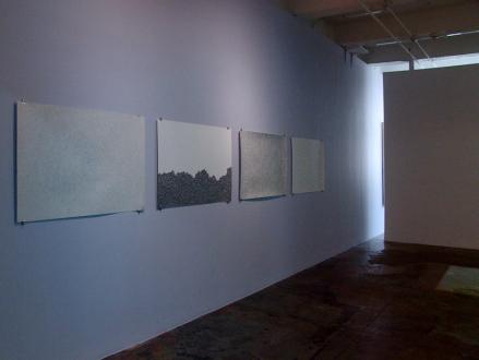 Nadia Khawaja – Drawings – Videos- Photographs - Nadia Khawaja - installation view, west wall.