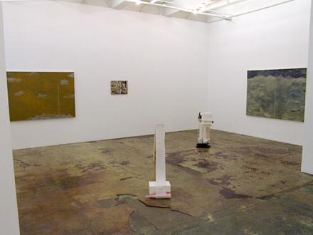 QuietlyLoud – Natasha Conway, Alisha Kerlin, Cassie Raihl - QuietlyLoud - installation view, east and south wall.