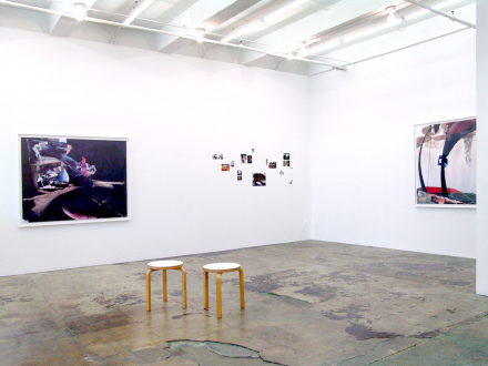 Yamini Nayar – Head Space - Installation view, east and south wall.