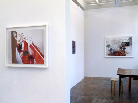 Yamini Nayar – Head Space - Installation view, project space.