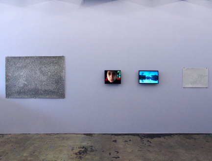 Nadia Khawaja – Drawings – Videos- Photographs - Nadia Khawaja - installation view, east wall.