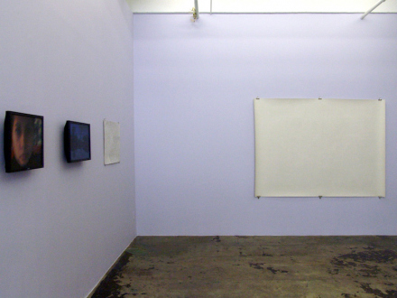 Nadia Khawaja – Drawings – Videos- Photographs - Nadia Khawaja - installation view, east and south wall.
