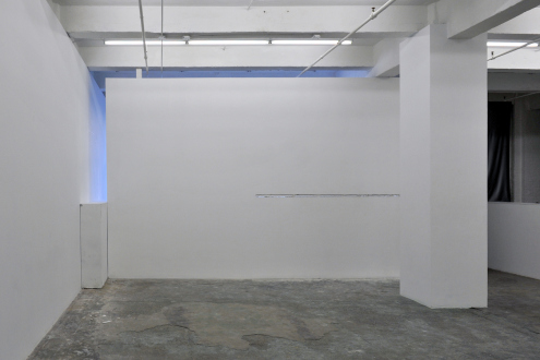 Yve Laris Cohen – Waltz - Installation view, west and north wall.