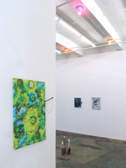 Whitney Claflin – As Long As You Get To Be Somebody's Slave, Too - Installation view towards west wall.