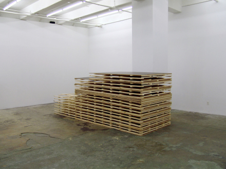 Yve Laris Cohen – Waltz - Installation view, east and south wall.