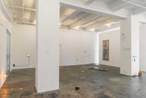Weather Trust / Between Stars: Offer Balancing Scenarios – Ali Van - Installation view: west and north walls