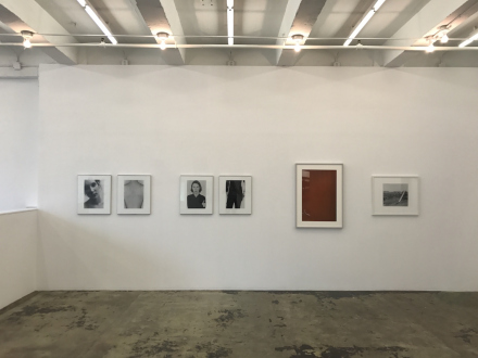 Photography Out of Germany – Sofia Hultén, Annette Kelm, Heinz Peter Knes, Alwin Lay, Michael Schmidt, Kathrin Sonntag, Tobias Zielony. - Installation view