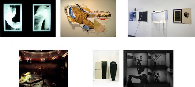 back, forth and round about – Vijai Patchineelam, Sreshta Rit Premnath, Jaret Vadera - Thomas Erben Gallery