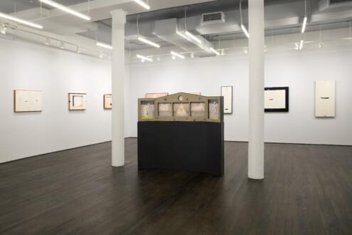 White Columns – Anne Minich - Thomas Erben Gallery