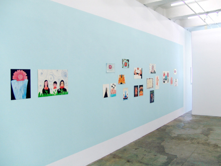 Ala Dehghan – I Can Explain Everything - Installation view, west wall.