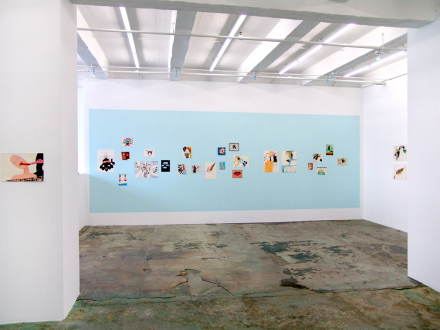 Ala Dehghan – I Can Explain Everything - Installation view, east and south wall.