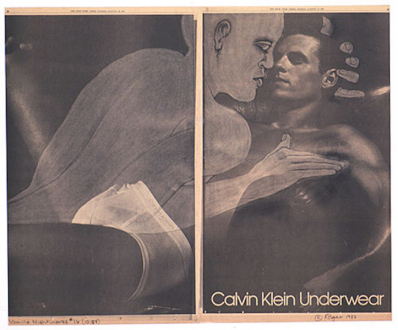 Adrian Piper – Early Drawings and Other Works - Adrian Piper Vanilla Nightmares #9, 1986. Charcoal on New York Times page, 22 x 27.5 in.
