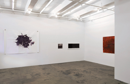 Aiditi Singh – All that is left behind - Installation view - Aditi Singh: All that is left behind