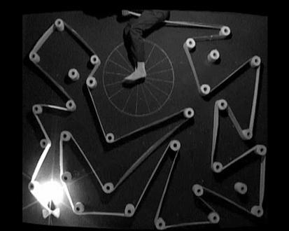 15 Years Thomas Erben - Barbad Golshiri Jxalq, [(d3ælgh) v.t. & i. act of creating a masturpiece], 2006. Video still, endless loop, ed. of 5 (+1 AP).