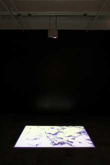 Nothing Is Left to Tell - Installation view: Masturpiece (left) and What Has Befallen Us, Barbad?