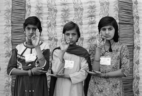 Gauri Gill – 'Balika Mela' and 'Jannat' - Thomas Erben Gallery