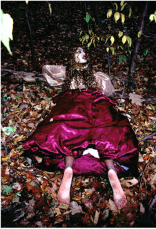Photography - <i>Twisted</i>, 2001. Digital C-print, edition of 5 (+1 AP), 30 x 20.5 in.
