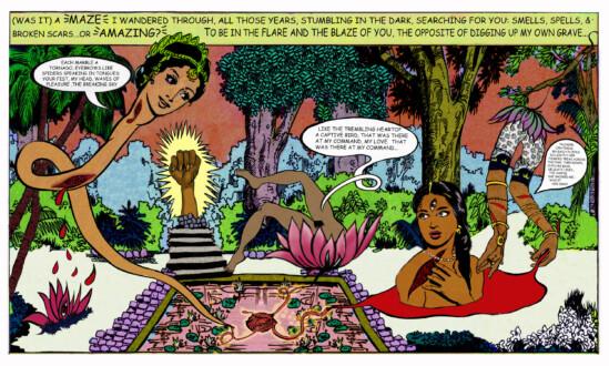 Digital Collages - <i>Dazzle Slide</i>, 2007. Digital C-print, edition of 5 (+1 AP).