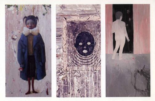 Chen Ke – Li Jikai – Wei Jia - Thomas Erben Gallery