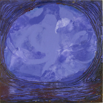 Dona Nelson - <i>Octopus as World</i>, 1991-92