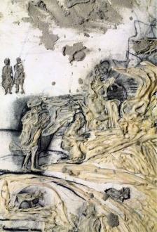 Dona Nelson – in situ: paintings 1973 – present - Thomas Erben Gallery