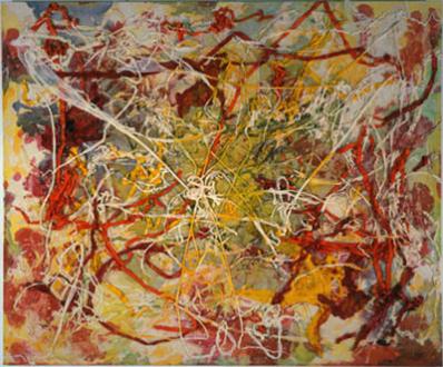 Dona Nelson – Brain Stain - Thomas Erben Gallery