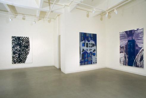 Dona Nelson – Art In America, Cheim & Read, New York - Installation view courtesy Cheim & Read, New York.