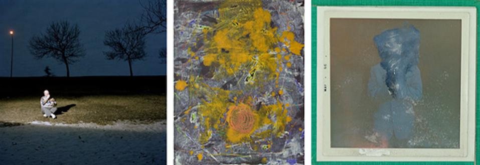 Handshakes – Elaine Stocki, Whitney Claflin, Ian Campbell - Thomas Erben Gallery