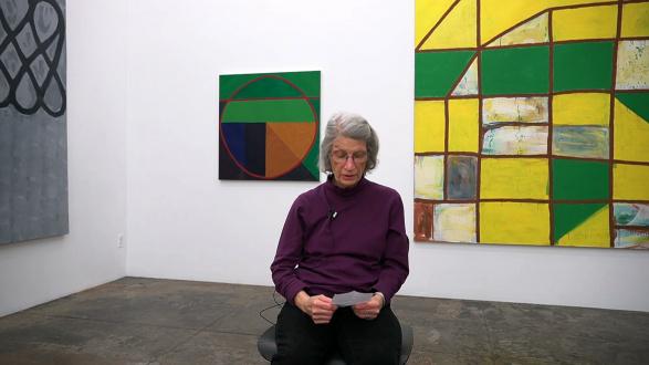 Harriet Korman Notes on Painting: 1969 – 2019 -