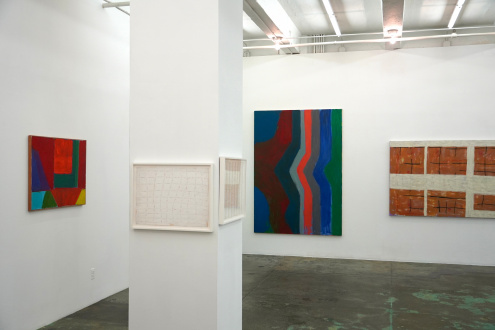 Harriet Korman Notes on Painting: 1969 – 2019 - Thomas Erben Gallery