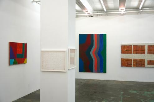 Harriet Korman Notes on Painting: 1969 – 2019 - Thomas Erben Gallery