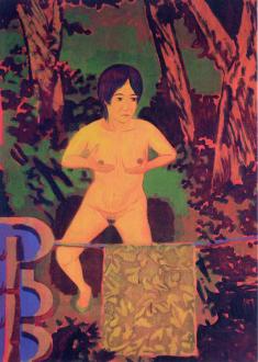 Hubert Schmalix – Sunday Morning - Thomas Erben Gallery