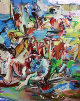 Haeri Yoo – Running Pit - Thomas Erben Gallery