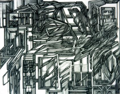 Raha Raissnia – Aphelion - Thomas Erben Gallery