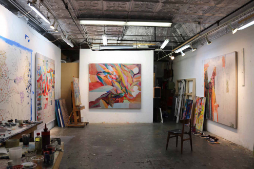 Jackie Gendel – Jackie Gendel - Thomas Erben Gallery