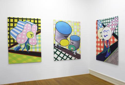 Marcus Weber – C&A - Thomas Erben Gallery