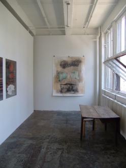 Contemporary Art from Pakistan – Huma Mulji, Bani Abidi, Naiza Khan, Hamra Abbas, Rashid Rana, Mahbub Shah, Zahoor Ul Akhlaq, Muhammad Zeeshan - Installation view, project space: Bani Abidi, Naiza Khan.