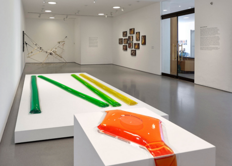 Water Compositions - Installation view, the Henry Moore Institute, UK, 2018.