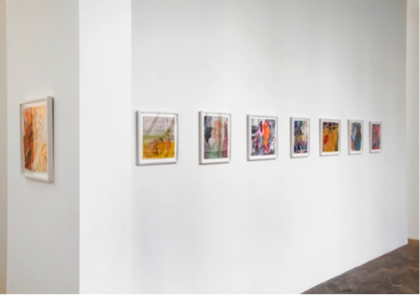 Jackie Gendel – Jackie Gendel - Installation view: viewing area