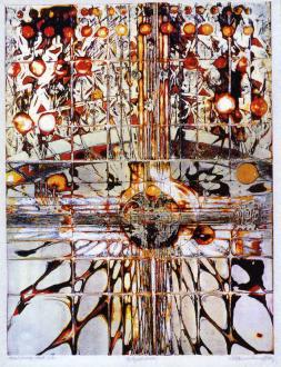 Krishna Reddy – A Life's Movement - Thomas Erben Gallery