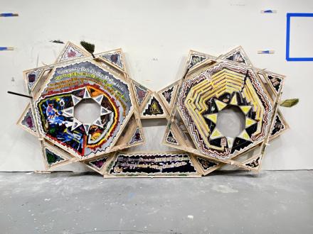 Frieze London 2020 Mike Cloud - Thomas Erben Gallery