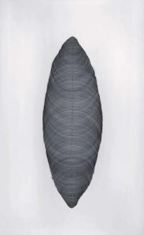 New Art from Pakistan – Noor Ali Chagani, Amna Hashmin, Ayesha Jatoi, Ismet Khawaja, Nadia Khawaja, Murad Khan Mumtaz, Seema Nusrat, Lala Rukh - Nadia Khawaja, Drawing 23, 2009. Felt tip pen on paper, 60.5 x 104 in.