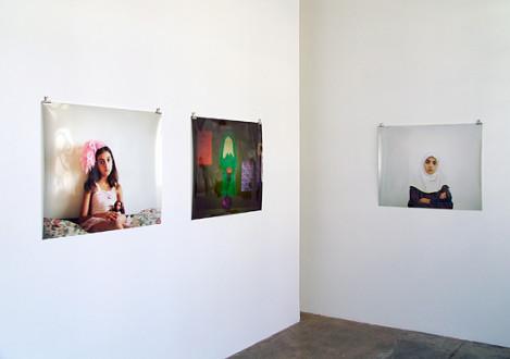 Ala Dehghan I Can Explain Everything - Installation view: project space, Newsha Tavakolian